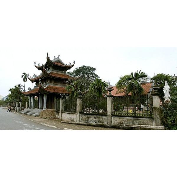 Lịch sử chùa Tảo Sách
