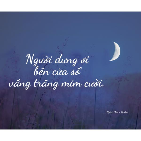 Người dưng ơi - bài cảm nhận của Đinh Hằng về Haiku Ngẫu Thư