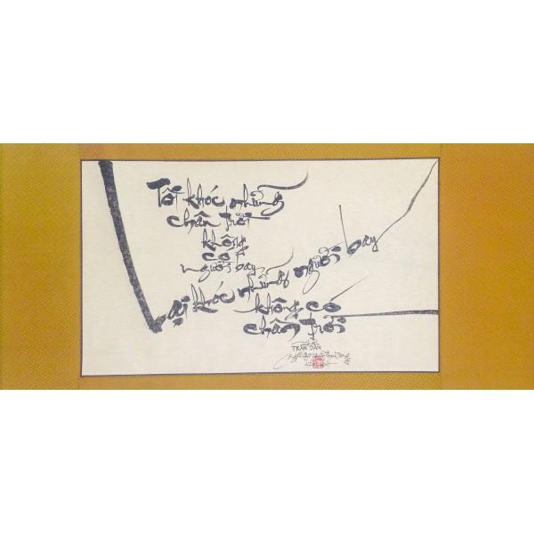 Viết thơ Trần Dần - Thơ mini